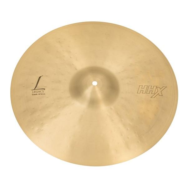 Sabian HHX 18'' Legacy Crash Cymbal, Natural Finish