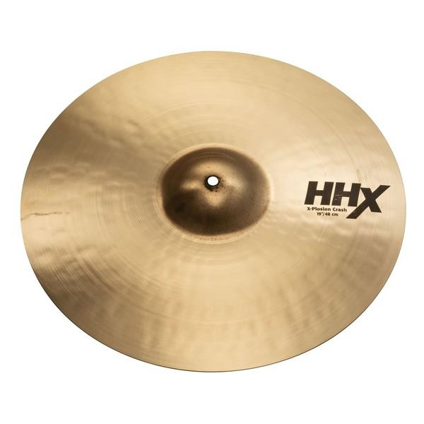 Sabian HHX 19'' X-Plosion Crash Cymbal, Brilliant Finish