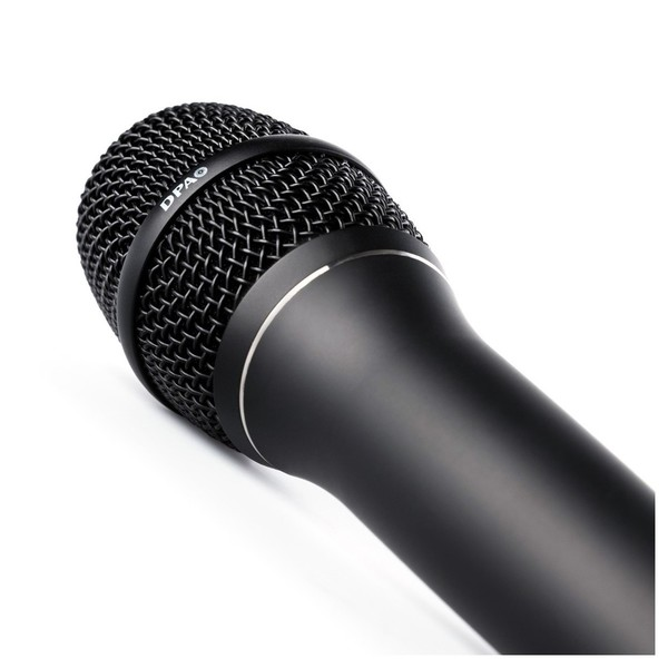 DPA 2028 Wired Supercardioid Vocal Microphone with Stand and