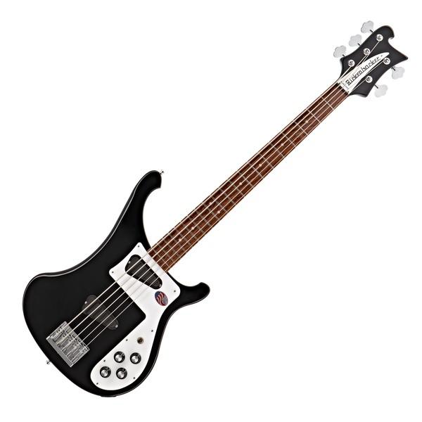 Rickenbacker 4003S5 5-String Bass, Jetglo