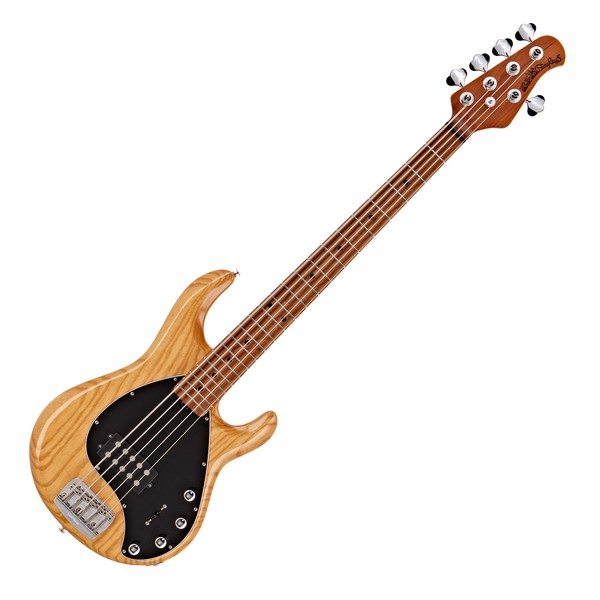 Music Man StingRay 5 Special Bass H MN, Classic Natural