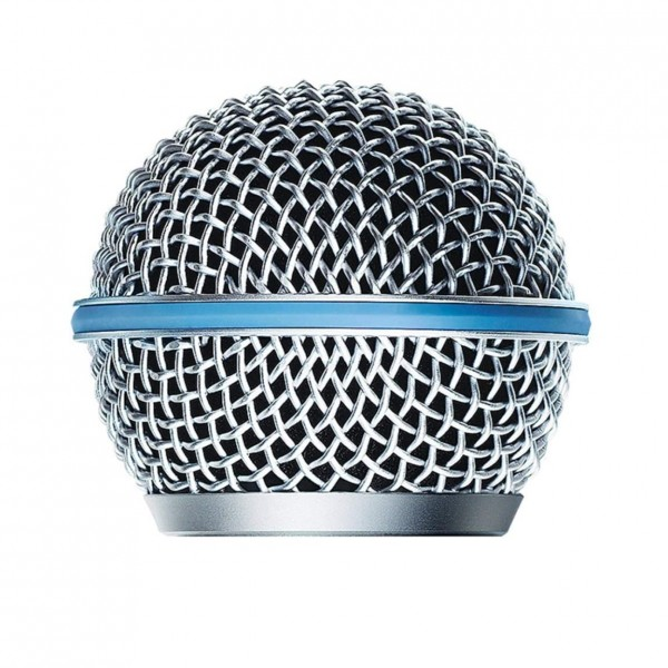 Shure RK265G Silver Grille for BETA 58A