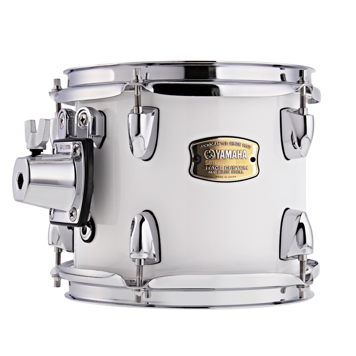 Click to view product details and reviews for Yamaha Stage Custom 8 X 7 Tom Pure White.