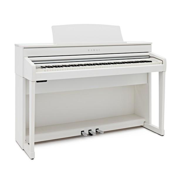 Kawai CA79 Digital Piano, Satin White