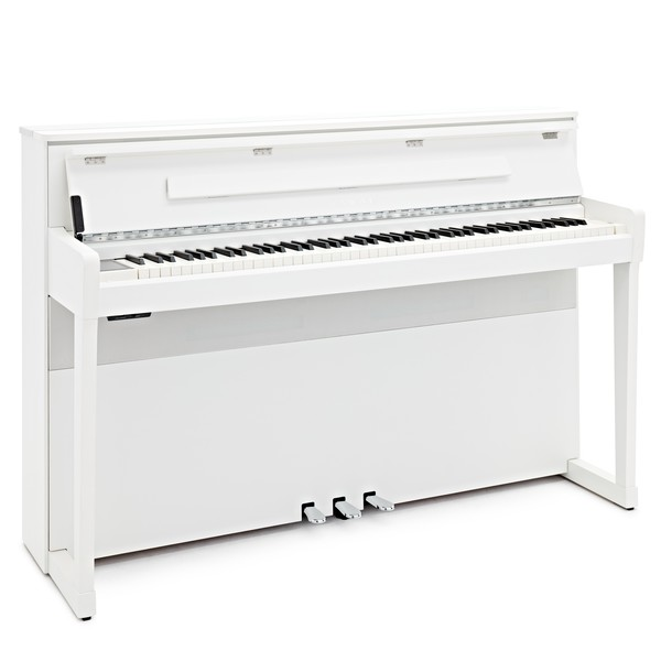 Kawai CA99 Digital Piano, Satin White