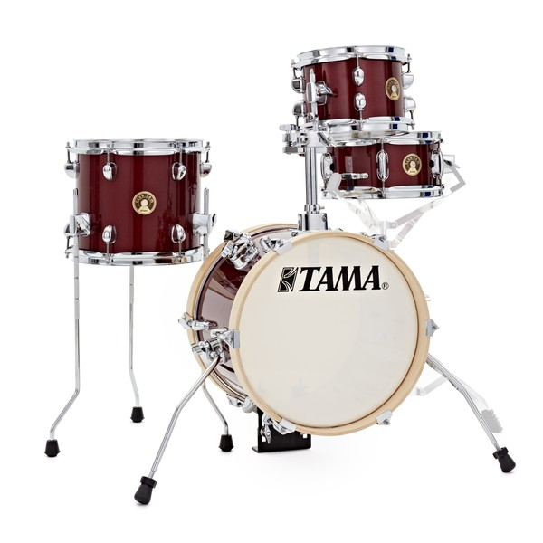 "Tama Club-Jam 14"" Flyer Shell Pack, Candy Apple Mist"