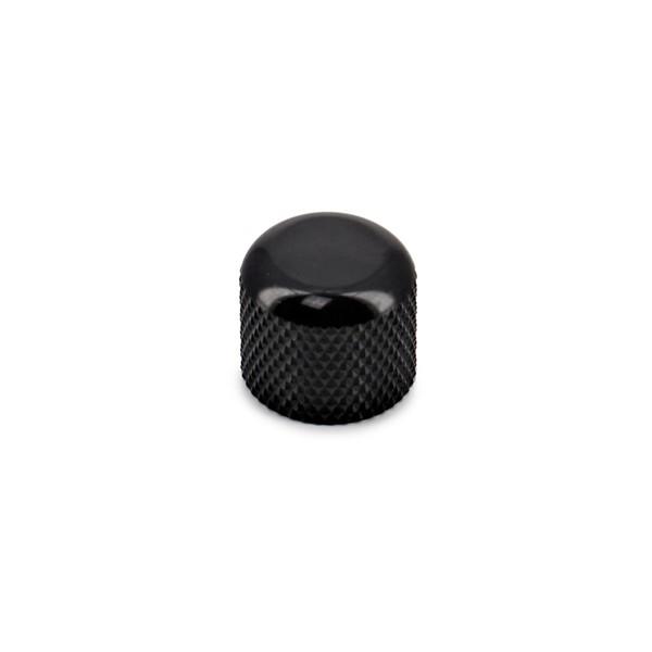 Gotoh VK1-19 Dome Knob, Black Chrome