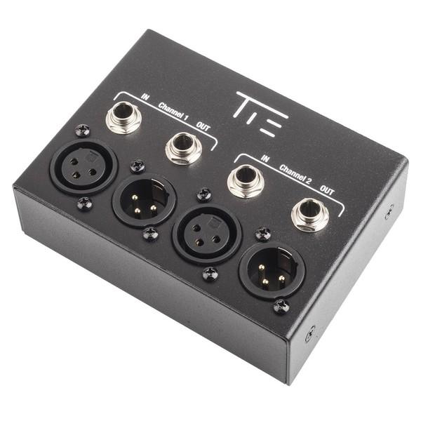 Tie Studio Dual Isolation Box