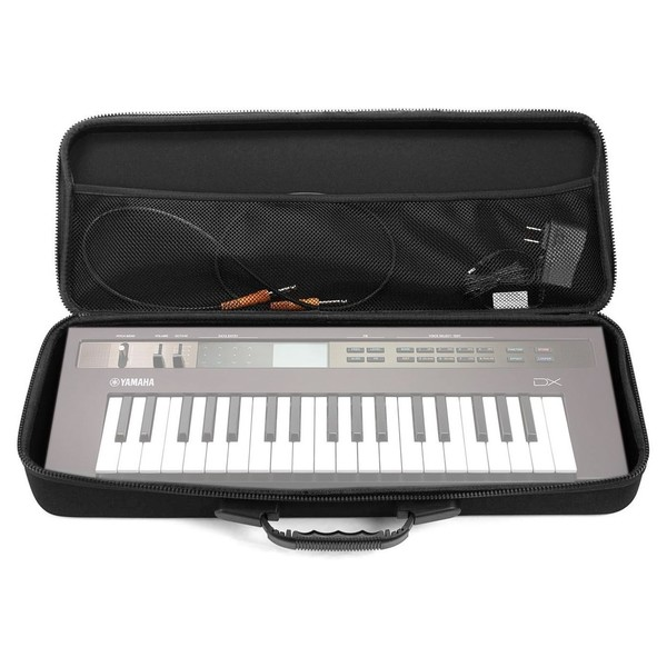 Analog Cases PULSE Case for Yamaha Reface - Front Open (Synth and accessories not included)