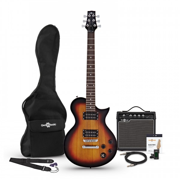 New Jersey Classic Electric Guitar + Complete Pack, Vintage Sunburst Pack