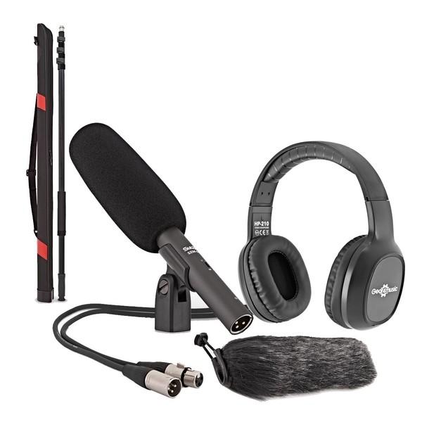 SubZero Location Recording Pack
