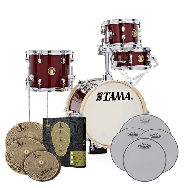 "Tama Club-Jam 14"" Flyer Practice Bundle"