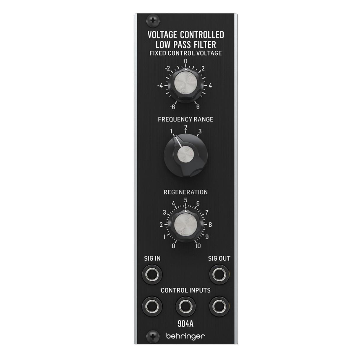 Behringer System 55 904A VCF Module