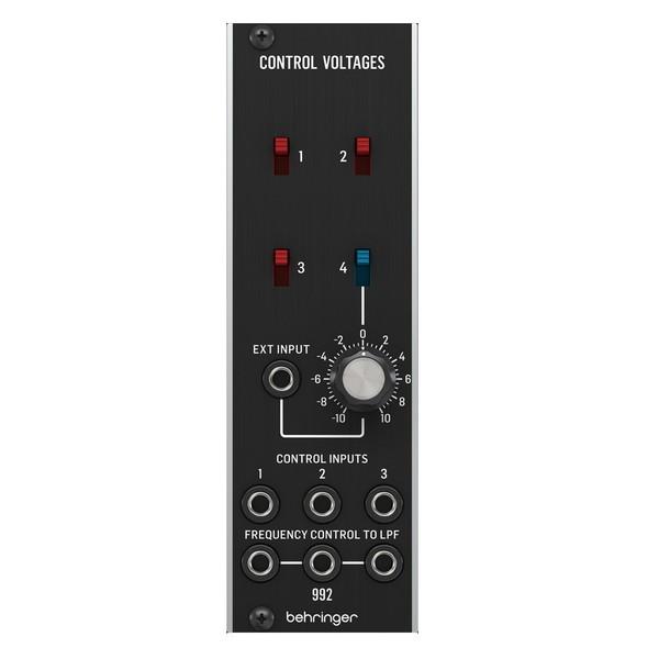 Behringer System 55 992 Control Voltages
