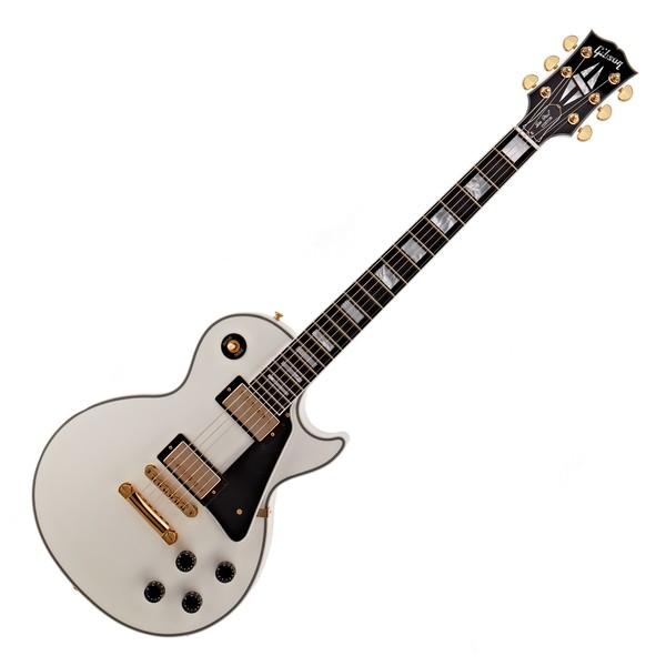 Gibson Custom Les Paul Custom, Alpine White