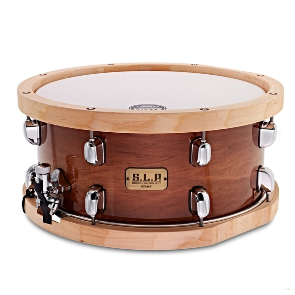 Tama SLP 14'' x 6.5'' Studio Maple Snare Drum, Sienna