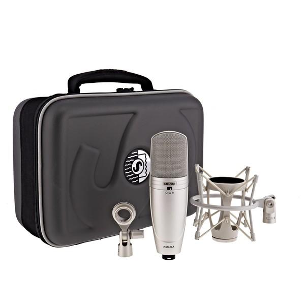 Shure KSM44A Large Dual Diaphragm Microphone