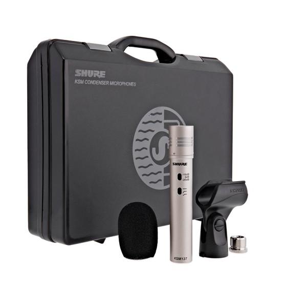 Shure KSM137/SL Condenser Microphone