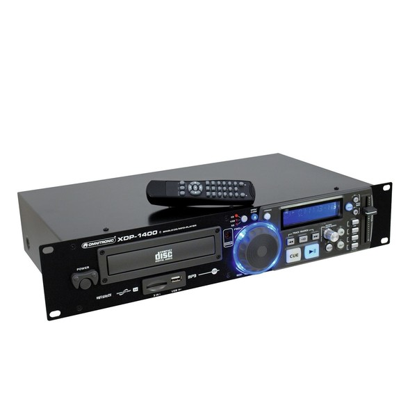 Omnitronic XDP-1400 Media Player