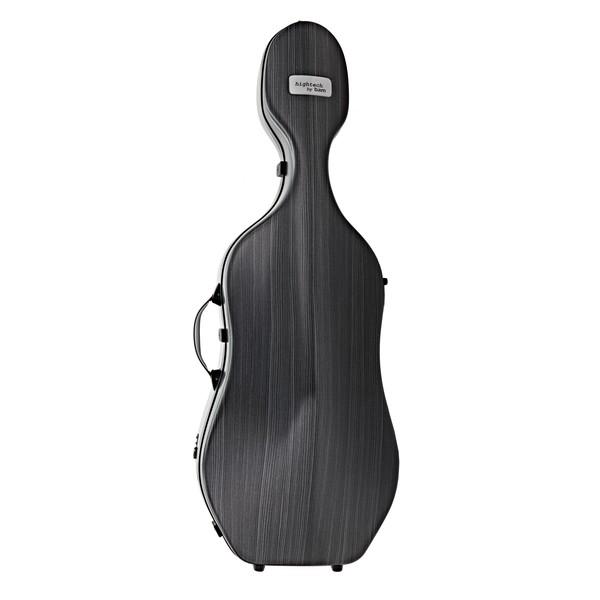 BAM 1004XL Hightech Compact Cello Case, Black Lazure