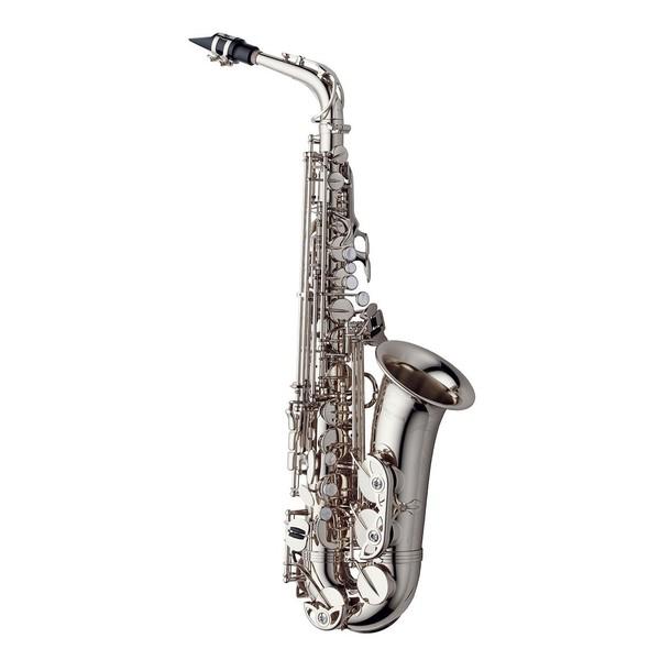 Yanagisawa AWO1S Alto Saxophone, Silver