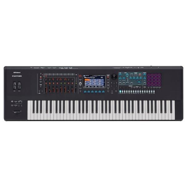 Roland Fantom 7 76 Key Synthesizer Workstation - Top