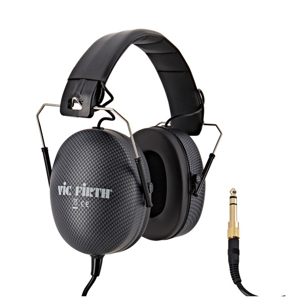 Vic Firth SiH2 Stereo Isolation Headphones