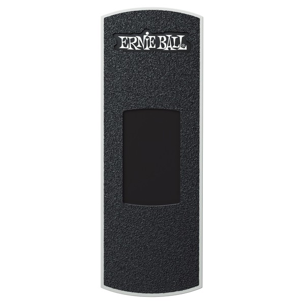Ernie Ball VPJR Tuner Pedal, White - Front View