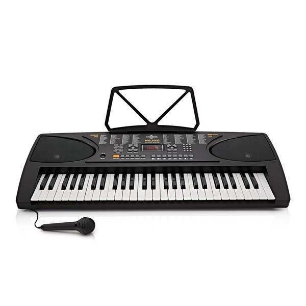 MK-3000 Key-Lighting Keyboard by Gear4music - Nearly New