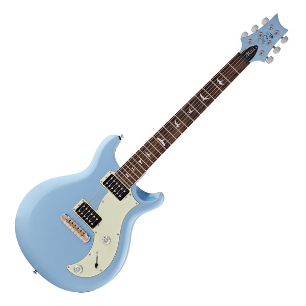 PRS SE Mira, Frost Blue Metallic
