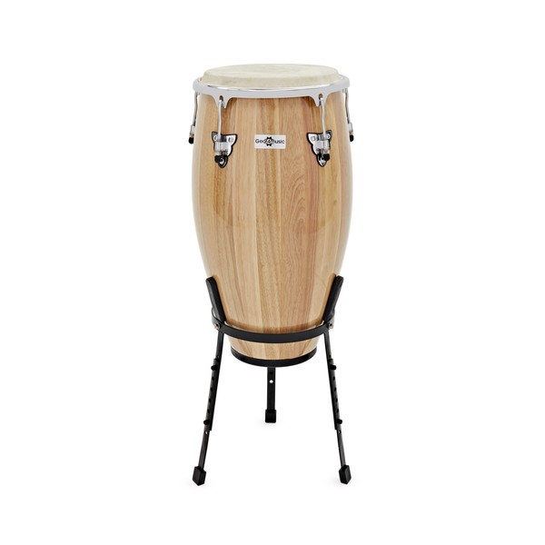 "Tumba 12.5"" Conga with Stand by Gear4music"