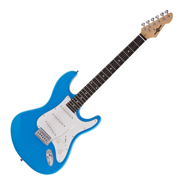 LA Electric Guitar by Gear4music, Blue