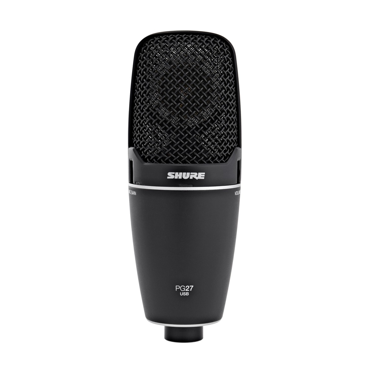 Shure PG27-USB Condenser Microphone
