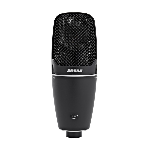Shure PG27-USB Condenser Microphone