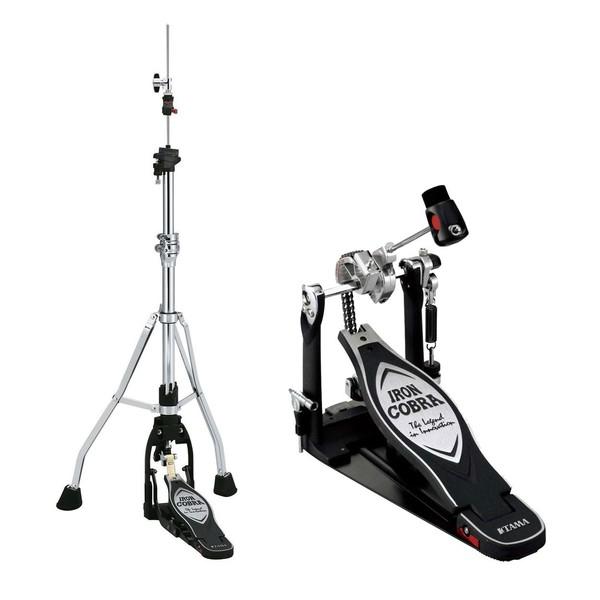 Tama Iron Cobra Fundamentals Hardware Set, Single Pedal