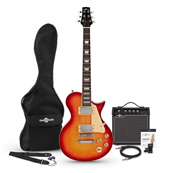 New Jersey Electric Guitar + Complete Pack, Sunburst