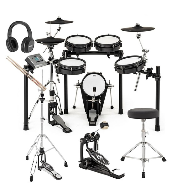ATV EXS 3 Electronic Drum Kit with Accessory Pack