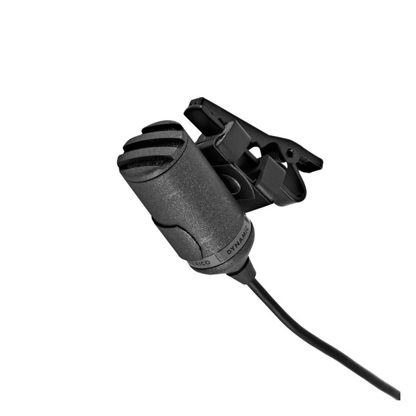 Shure SM11 Dynamic Lavalier Microphone - Nearly New - Mic Head Closeup