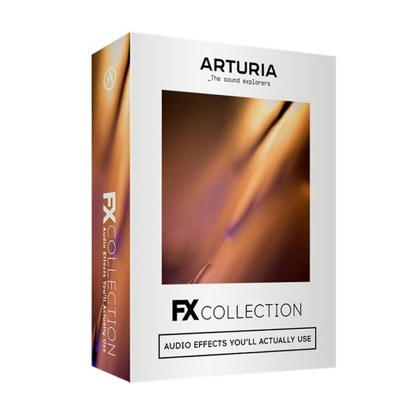Arturia FX Collection - Boxed