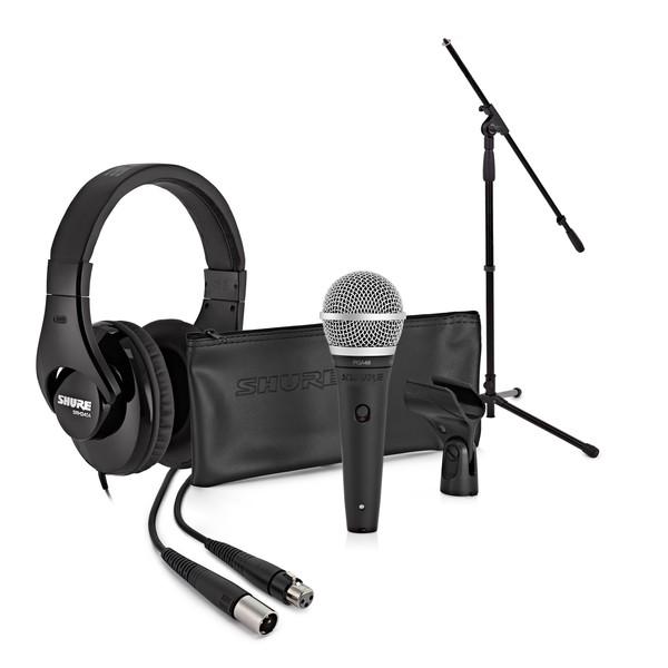 Shure PGA48 Vocal Recording Pack