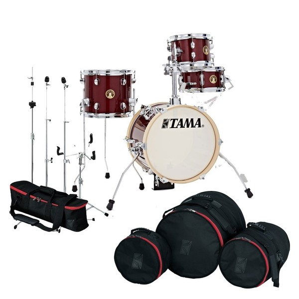 """Tama Club-Jam 14"""" Flyer Gig Pack w/Hardware and Bags"""