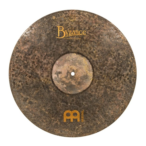 "Meinl Byzance 18"" Extra Dry Thin Crash"