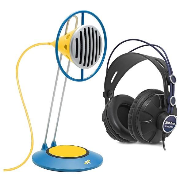 Neat Widget C USB Desktop Microphone with Headphones - Full Bundle