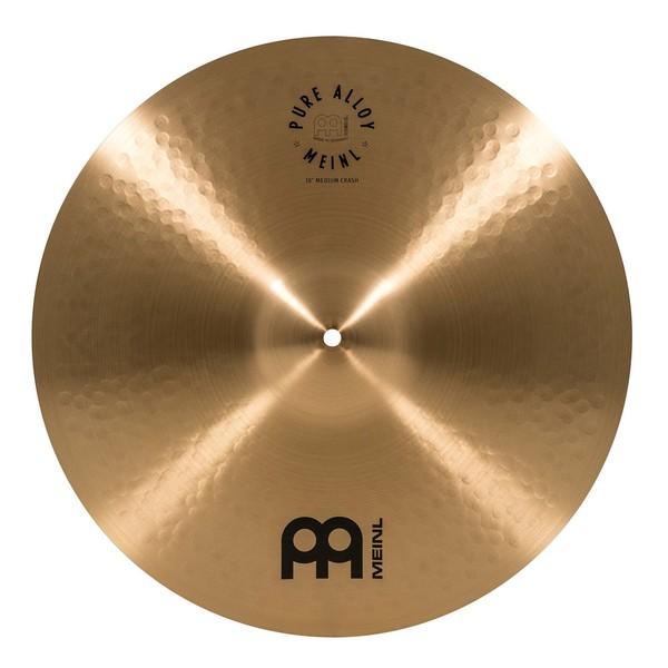 "Meinl Pure Alloy 18"" Crash Cymbal"