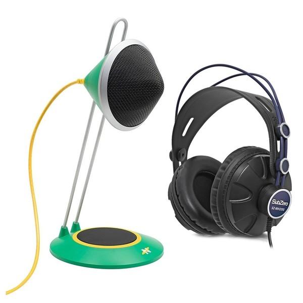 Neat Widget A USB Desktop Microphone with Headphones - Full Bundle