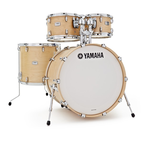 "Yamaha Tour Custom 22"" Shell Pack, Butterscotch Satin"