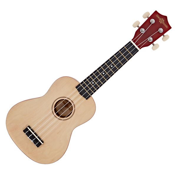 Ukulele by Gear4music, Natural
