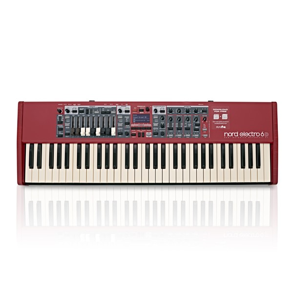 Nord Electro 6D 61-Note Semi Weighted Keyboard
