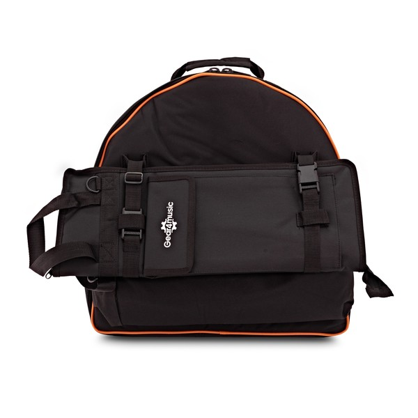 High Grade Snare Drum Bag with Stick Bag By Gear4music main