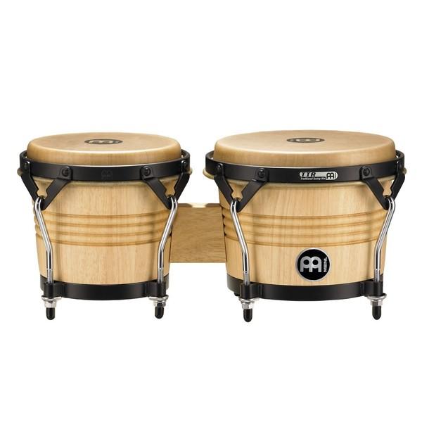 Meinl Percussion Artist Wood Bongos Luis Conte